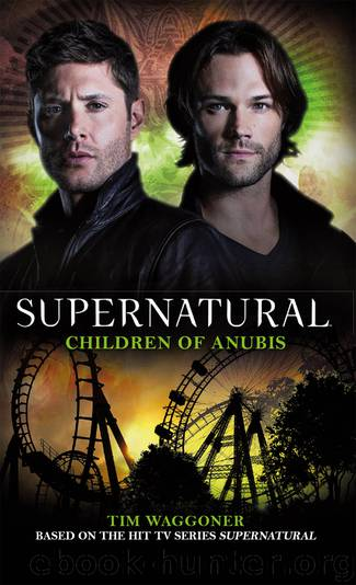 Supernatural--Children of Anubis by Tim Waggoner