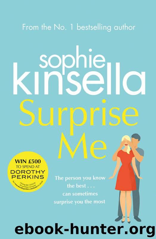 Surprise Me by Kinsella Sophie