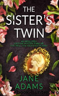 THE SISTER'S TWIN an absolutely gripping mystery thriller that will take your breath away (Ray Flowers Book 4) by JANE ADAMS