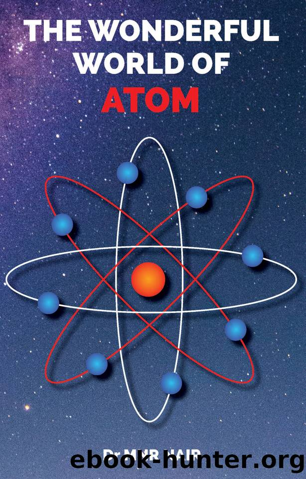 THE WONDERFUL WORLD OF ATOM by NAIR MNR