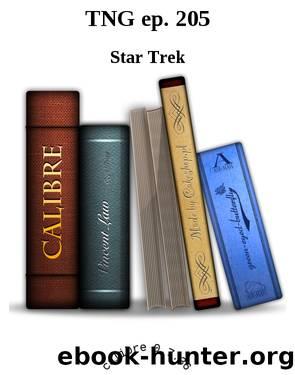 TNG ep. 205 by Star Trek