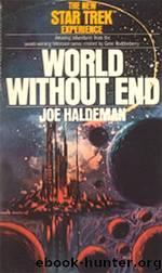 TOS - Bantam - 10 - World Without End by Joe Haldeman