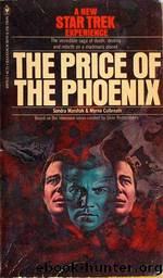 TOS - Bantam - 4 - The Price of the Phoenix by Sondra Marshak & Myrna Culbreath