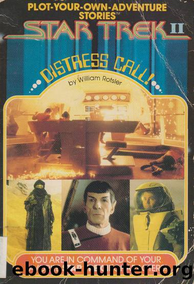 TOS II - Distress Call by William Rotsler