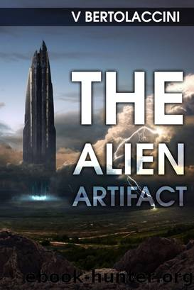 The Alien Artifact 4 by V Bertolaccini