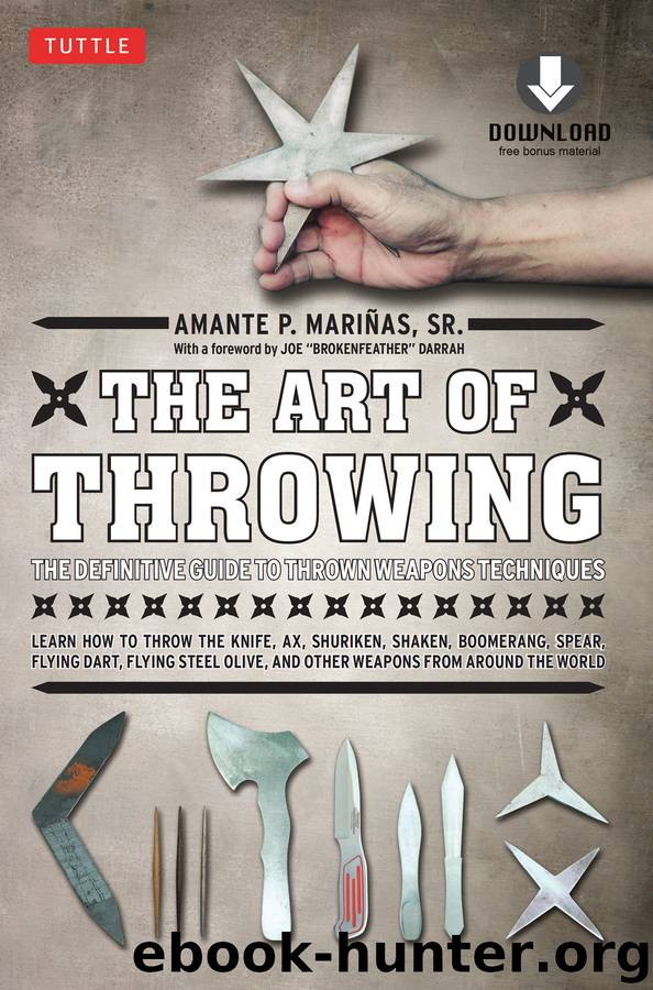 The Art of Throwing by Amante P. Marinas Sr