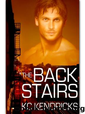 The Back Stairs by Kc Kendricks