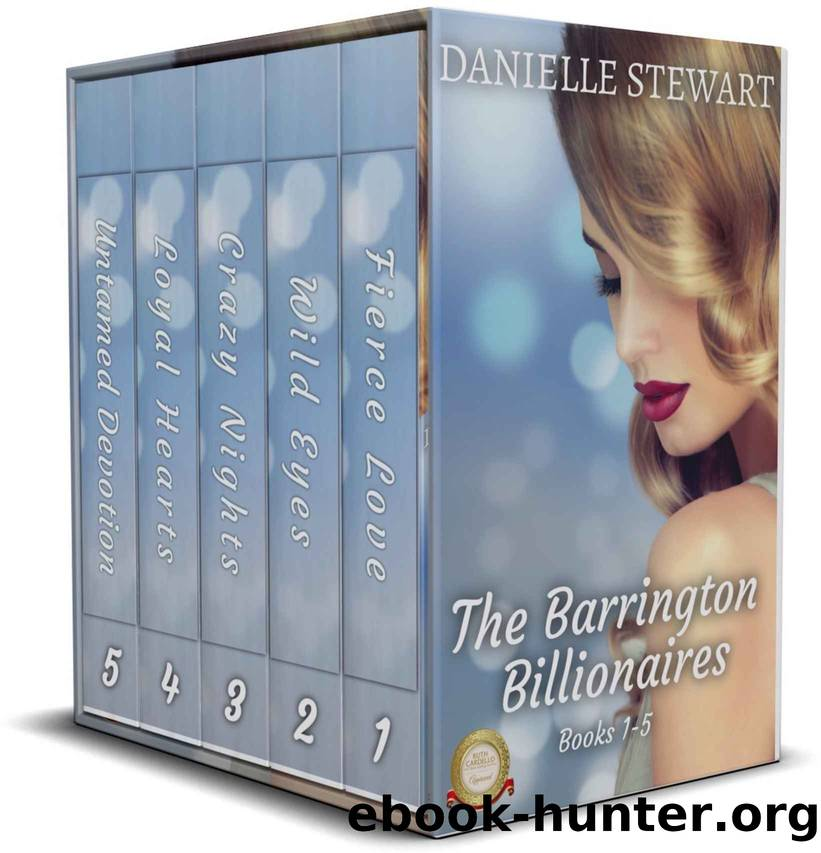 The Barrington Billionaires Collection 1 by Danielle Stewart