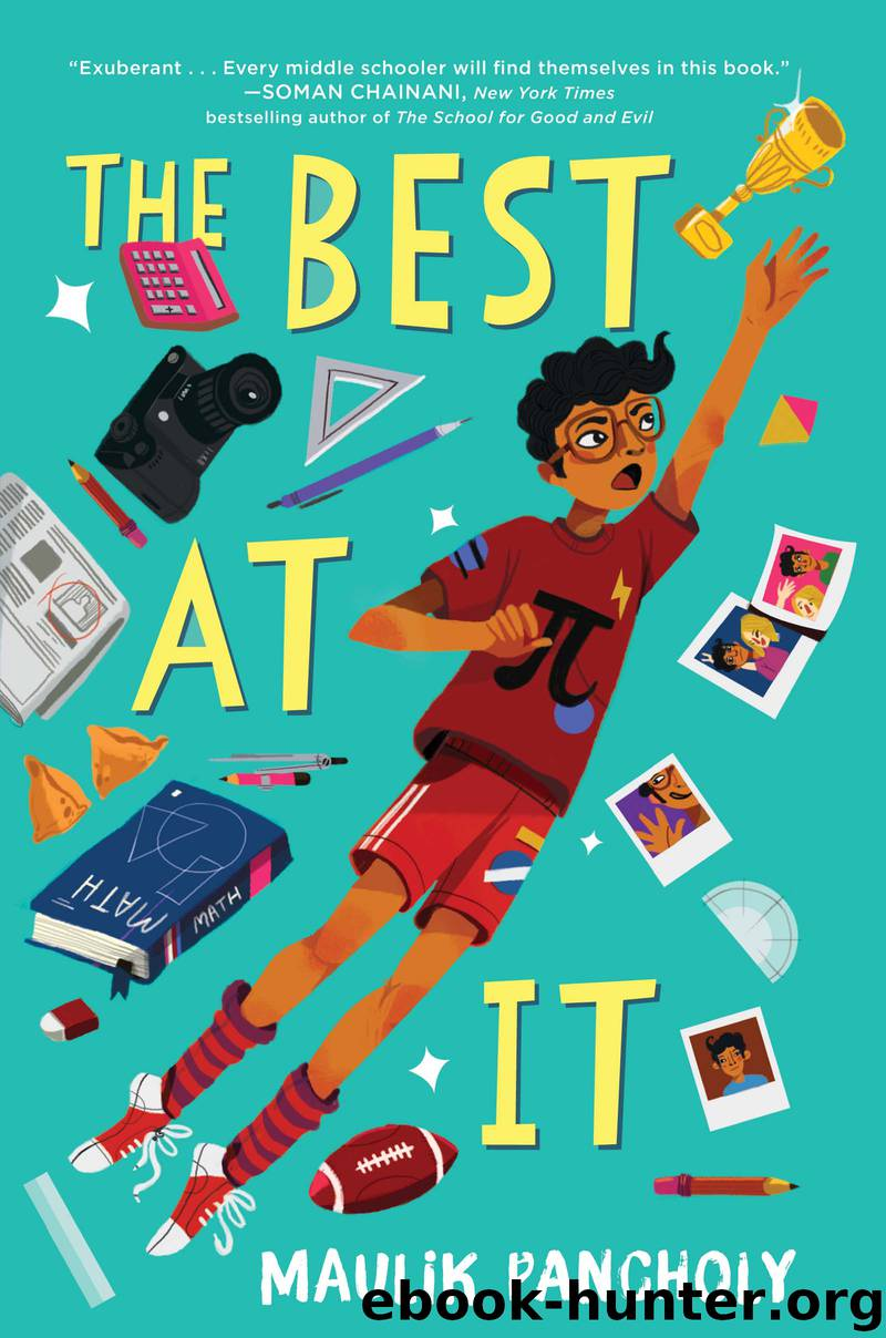 The Best at It by Maulik Pancholy