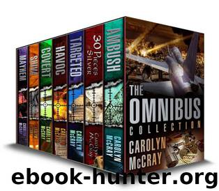 The Betrayed Series: Ultimate Omnibus Collection by Carolyn McCray