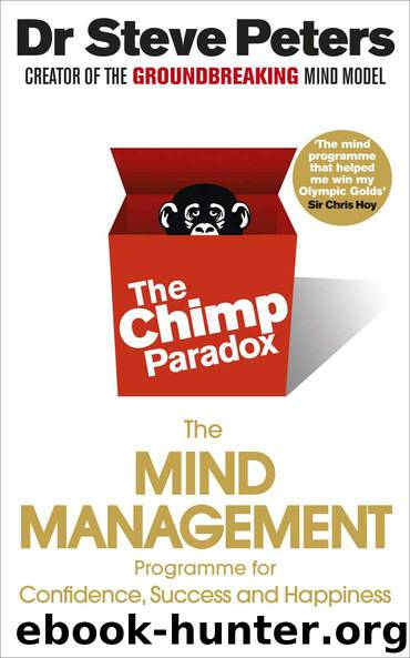The Chimp Paradox by Peters Dr Steve