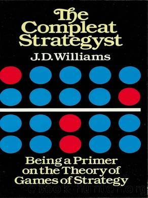 The Compleat Strategyst by J. D. Williams