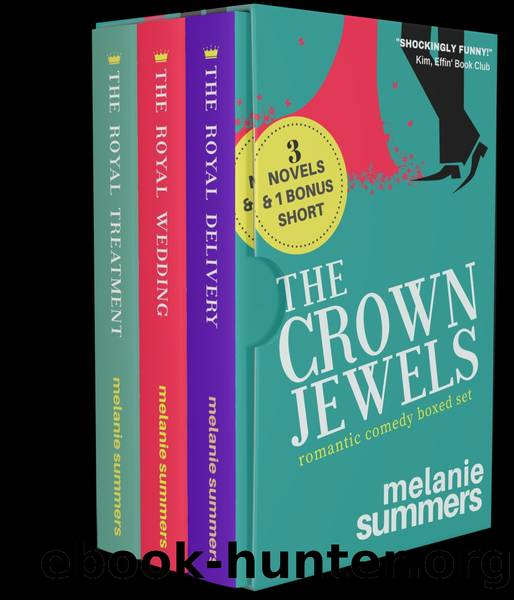 The Crown Jewels Boxed Set (A Crown Jewels Romantic Comedy Series) by Melanie Summers