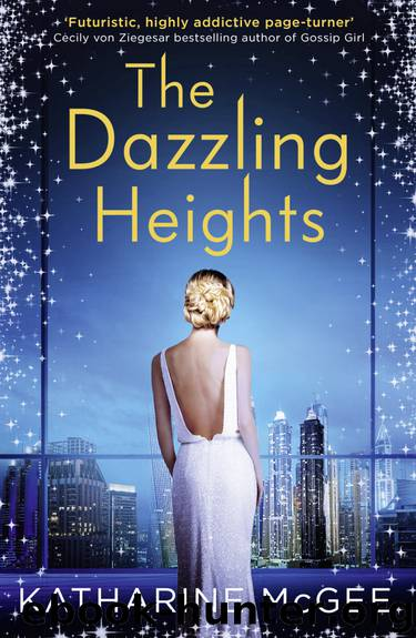 The Dazzling Heights by Katharine McGee