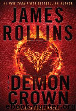 The Demon Crown: A Sigma Force Novel by James Rollins