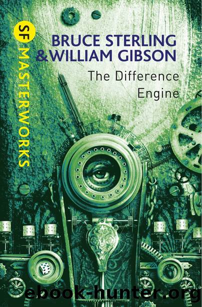 The Difference Engine by William & Sterling Gibson