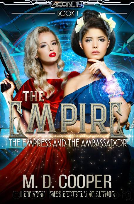 The Empress and the Ambassador by M.D. Cooper