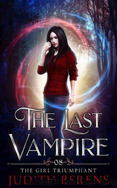 The Girl Triumphant (The Last Vampire Book 8) by Judith Berens & Martha Carr & Michael Anderle