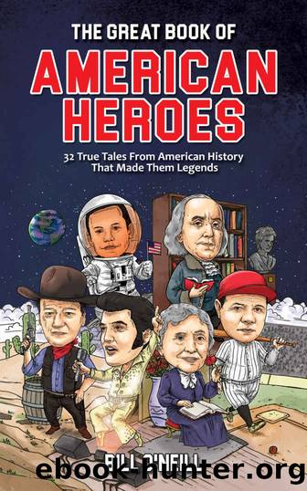 The Great Book of American Heroes by O'Neill Bill
