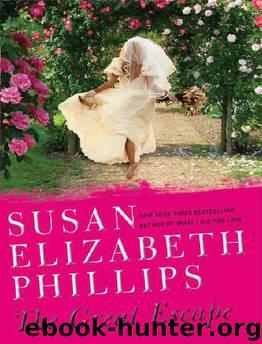 The Great Escape: A Novel by Susan Elizabeth Phillips