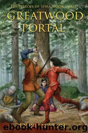 The Greatwood Portal by Dorian Hart