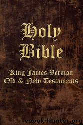 The Holy Bible by King James Version