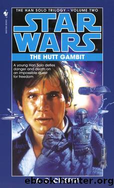 The Hutt Gambit by A.C Crispin