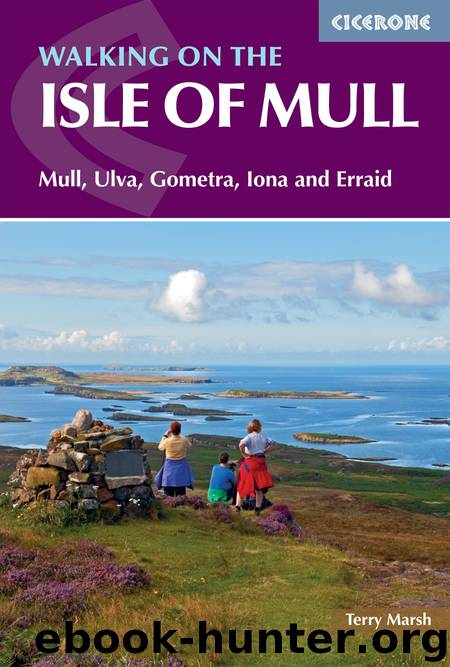 The Isle of Mull by Terry Marsh
