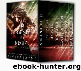 The Legends of Regia Box Set: The Complete Series. Books 1-7 by Tenaya Jayne
