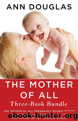 The Mother of All Three-Book Bundle by Ann Douglas