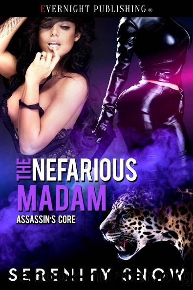 The Nefarious Madam by Serenity Snow