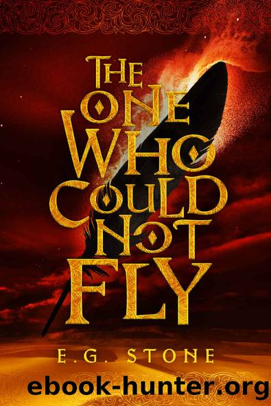 The One Who Could Not Fly by E G Stone