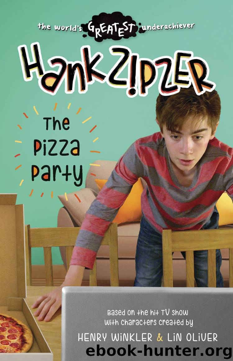 The Pizza Party by Theo Baker