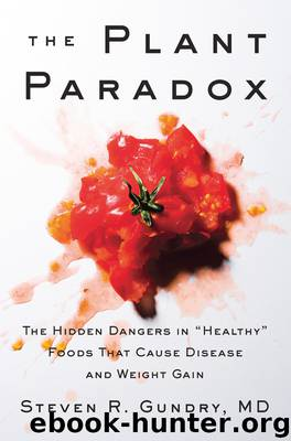 The Plant Paradox by Dr. Steven R. Gundry M.D