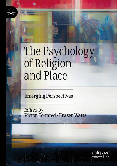 The Psychology of Religion and Place by Unknown