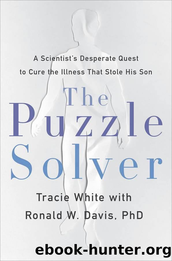 The Puzzle Solver by Tracie White