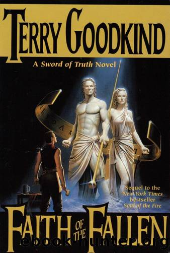 The Sword of the Truth, Book 06 - Faith of the Fallen by Terry Goodkind