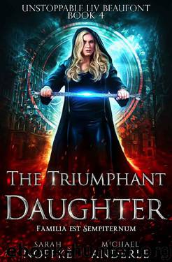 The Triumphant Daughter by Sarah Noffke & Michael Anderle