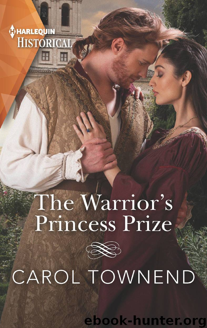 The Warrior's Princess Prize by Carol Townend