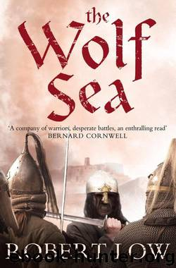 The Wolf Sea (The Oathsworn Series, Book 2) by Low Robert