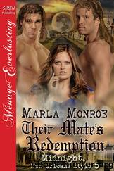 Their Mate's Redemption [Midnight, New Orleans Style 5] (Siren Publishing Ménage Everlasting) by Marla Monroe
