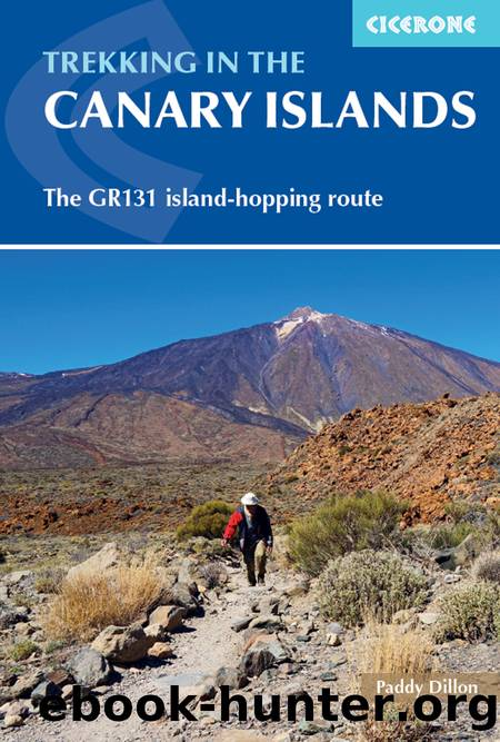Trekking in the canary islands: The gr131 island-hopping route by Paddy Dillon