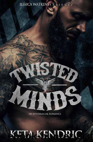 Twisted Minds by Keta Kendric