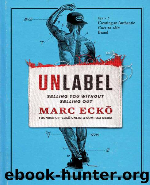 Unlabel: Selling You Without Selling Out by Marc Ecko
