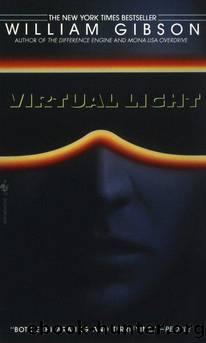 Virtual Light & some Xtras by William Gibson