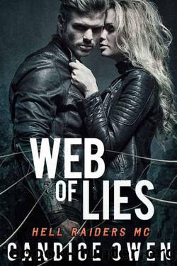 Web of Lies by Candice Owen