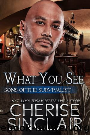 What You See: Sons of the Survivalist: 3 by Cherise Sinclair