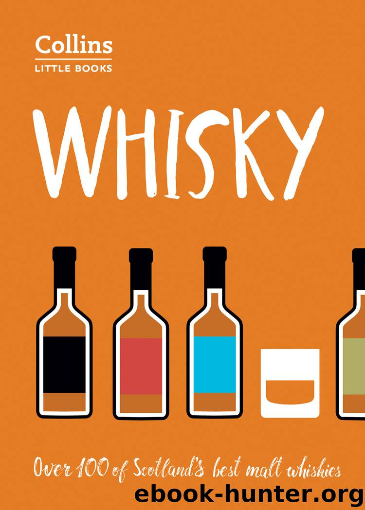 Whisky: Malt Whiskies of Scotland (Collins Little Books) by dominic roskrow