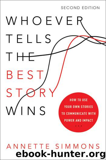 Whoever Tells the Best Story Wins: How to Use Your Own Stories to Communicate with Power and Impact by Annette Simmons