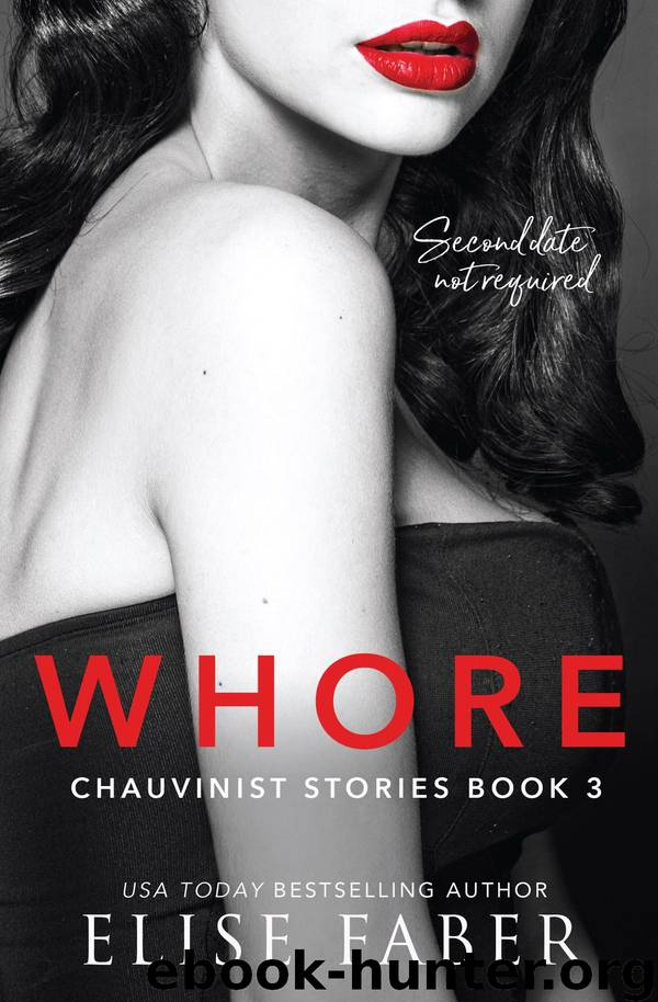 Whore by Elise Faber